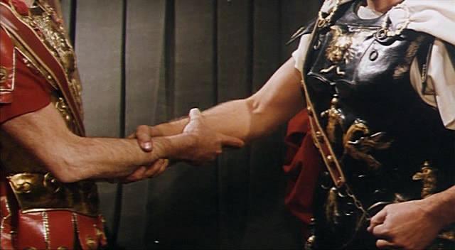 Смысл рукопожатия